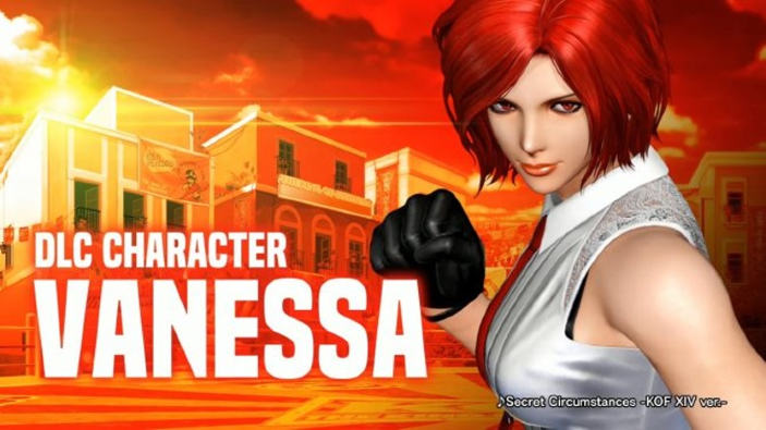Vanessa ritorna in The King of Fighters XIV