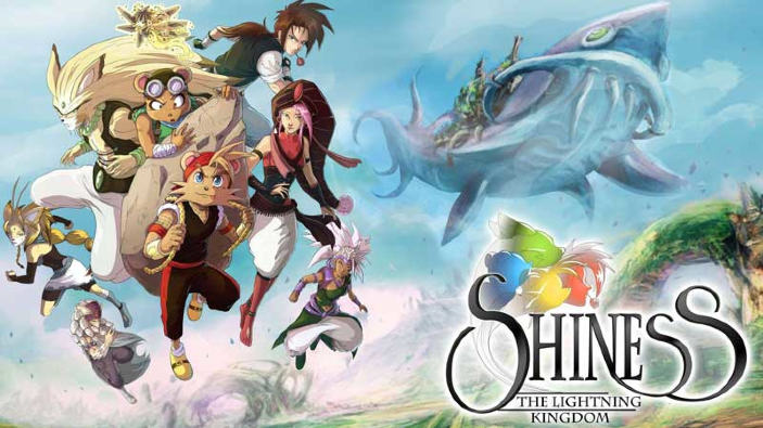 Shiness: The Lightning Kingdom ha una data d'uscita
