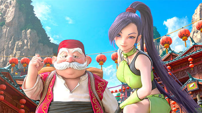 Dragon Quest XI, le differenze tra console nei nuovi screenshot