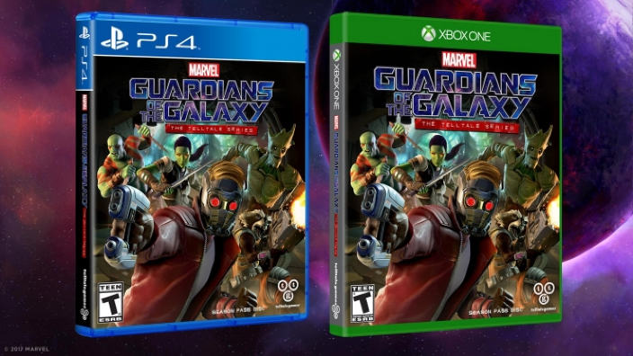 Guardians of the Galaxy di Telltale disponibile già dal 18 aprile
