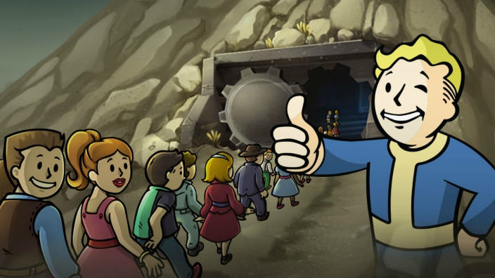 Disponibile Fallout Shelter anche su Steam