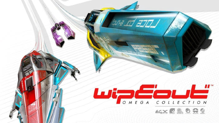 Data di uscita e trailer per la WipEout Omega Collection