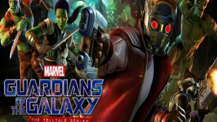 Trailer di debutto per Guardians of the Galaxy di Telltale Games