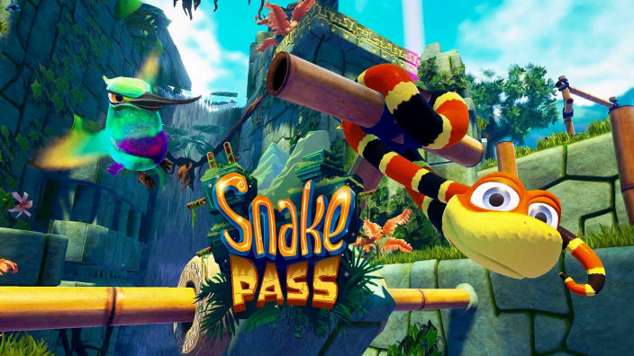 <b/>Snake Pass</b> - Recensione Playstation 4