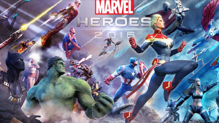 Marvel Heroes Omega, l'action RPG free-to-play, è in arrivo su console