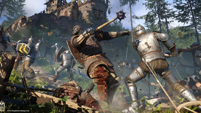 Presentato il cast di Kingdom Come Deliverance