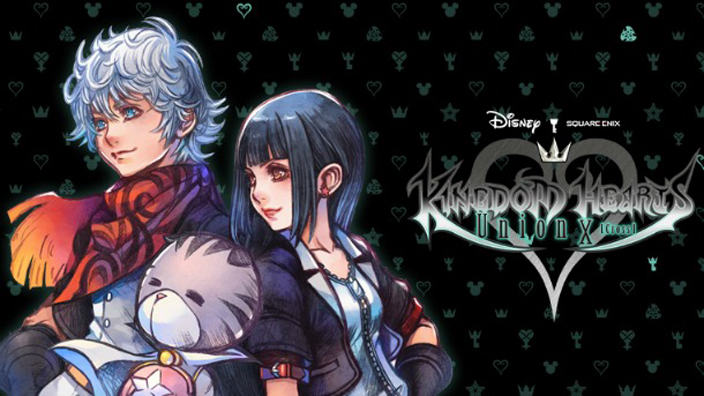 Kingdom Hearts Union X [Cross] è disponibile
