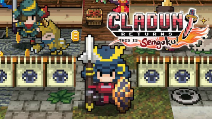 Trailer introduttivo per Cladun Returns This is Sengoku