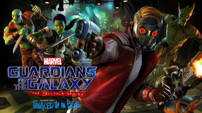 Un trailer di lancio per Guardians of the Galaxy: The Telltale Series