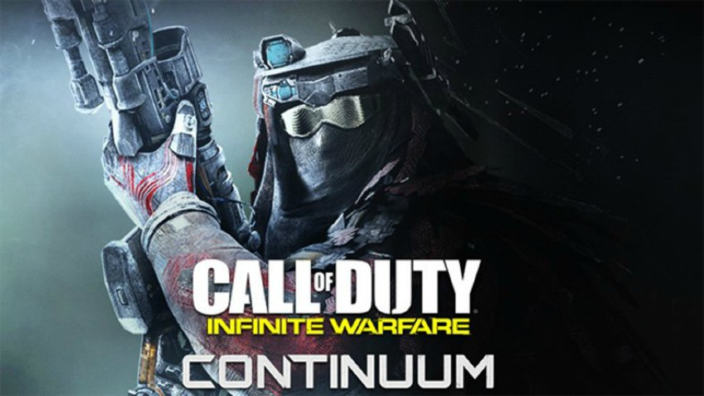 Call of Duty Infinite Warfare Continuum è acquistabile