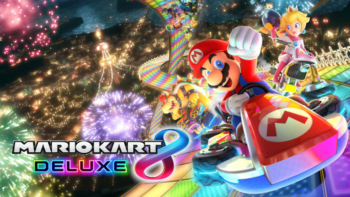 <b>Mario Kart 8 Deluxe</b> - Recensione Switch