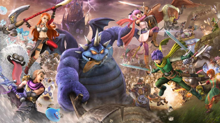 <b>Dragon Quest Heroes II</b> - Recensione PlayStation 4