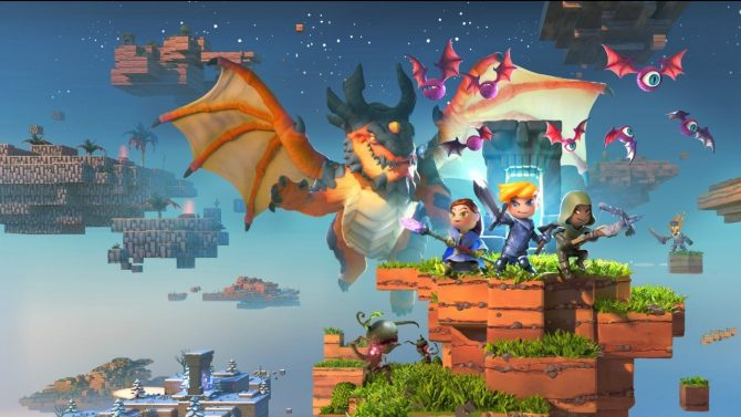Portal Knights, il sandbox RPG di Keen Games, sarà disponibile su PS4 e XONE