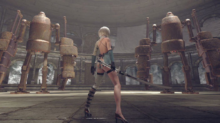 Il DLC di NieR: Automata ha una data occidentale