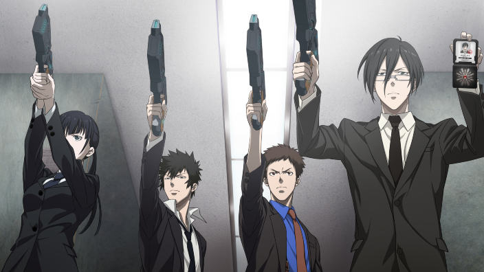 Psycho-Pass: Mandatory Happines è disponibile su Steam