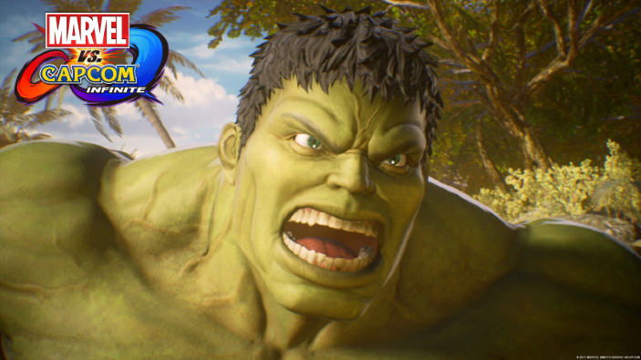Primo Story Trailer e data di uscita di Marvel vs Capcom Infinite