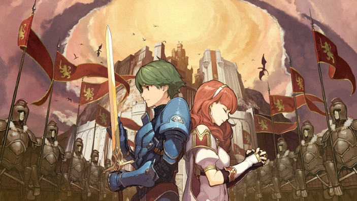 Classifica hardware e software in Giappone (23/4/2017), Fire Emblem Echoes