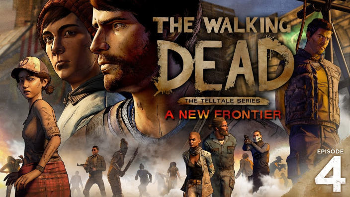 <b>The Walking Dead: A New Frontier Episodio 4</b> - Recensione PC