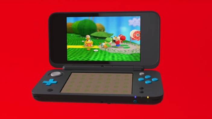 Nintendo annuncia il New 2DS XL