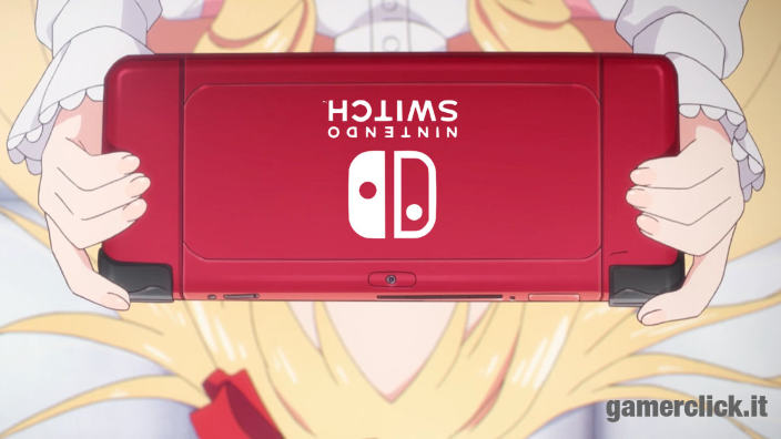Una simil-Nintendo Switch fa la prima apparizione in un anime