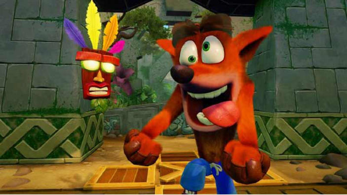 Crash Bandicoot N.Sane Trilogy, nuovo trailer intitolato ''Sewer or Later''