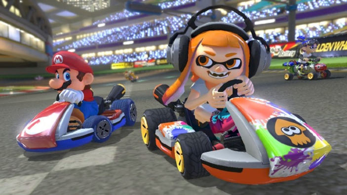 Classifica hardware e software in Giappone (30/4/2017), Mario Kart 8 Deluxe