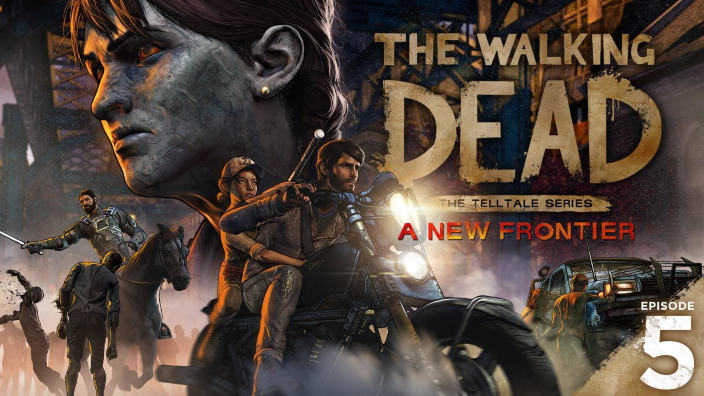 <b>The Walking Dead: A New Frontier Episodio 5</b> - Recensione PC
