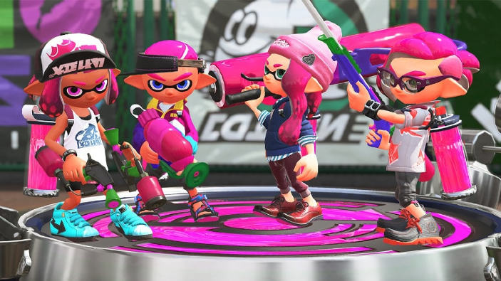 Ecco il teaser per il 2017 Splatoon 2 World Inkling Invitational