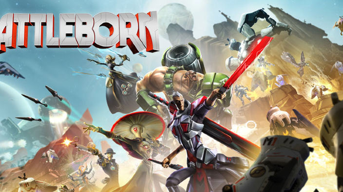 Il multiplayer competitivo di Battleborn diventa Free-To-Play