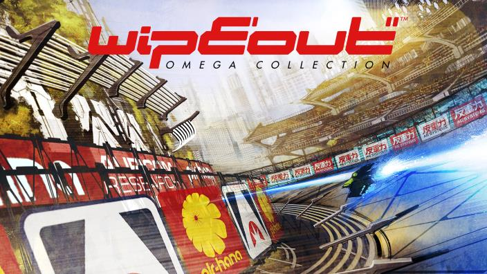 <b>Wipeout Omega Collection</b> - Recensione