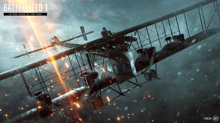 Battlefield 1, tante novità con l'espansione In the Name of Tsar