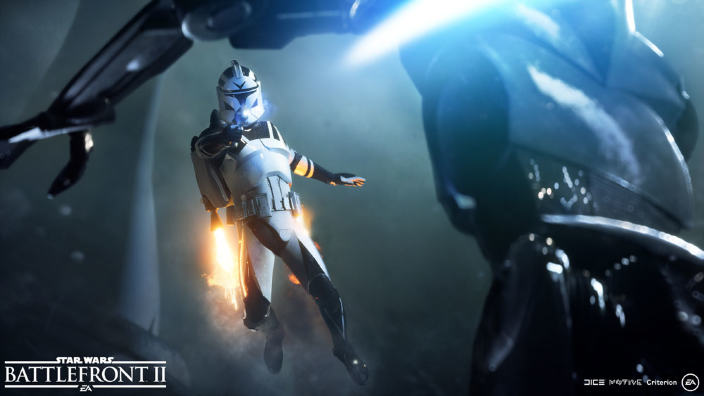 Star Wars Battlefront II, campagna single player e tanti contenuti gratuiti