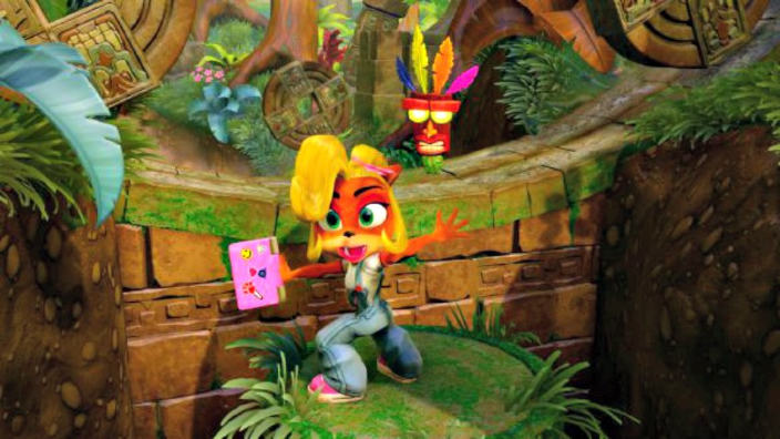 Coco sarà giocabile su Crash Bandicoot N. Sane Trilogy
