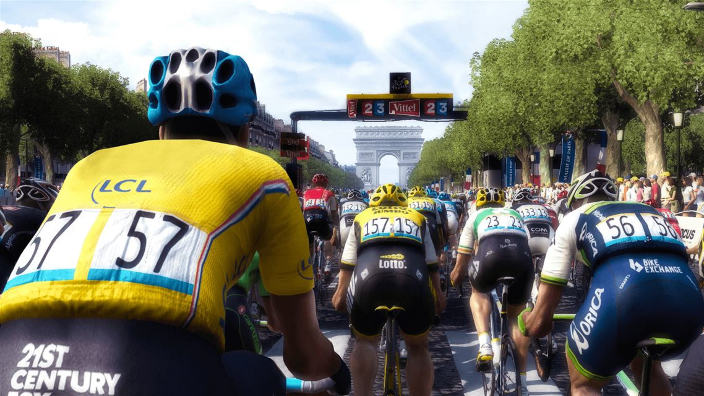 Tour de France 2017 e Pro Cycling Manager 2017 sono disponibili nei negozi