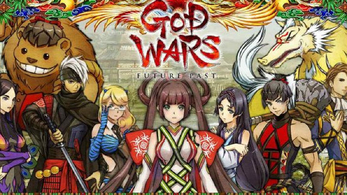 God Wars Future Past disponibile