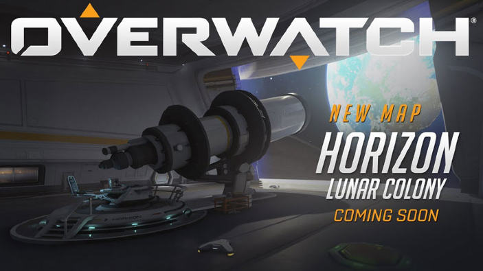 Horizon è ufficialmente disponibile in Overwatch