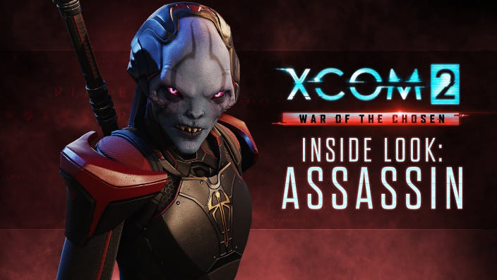 L'espansione War of the Chosen di XCOM 2 mostra l'Assassino con un trailer