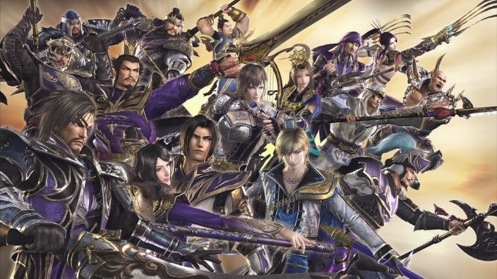 DYNASTY WARRIORS 9 - NUOVO TRAILER