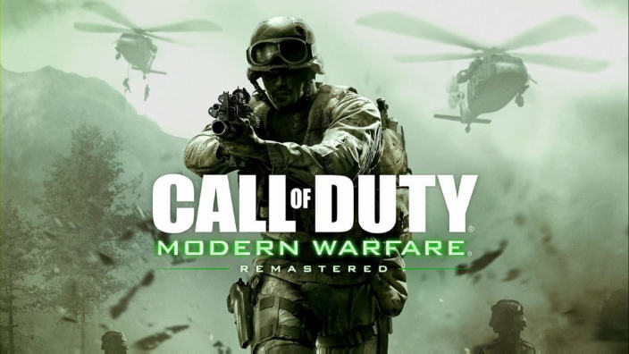 Versione standalone per Call of Duty Modern Warfare Remastered