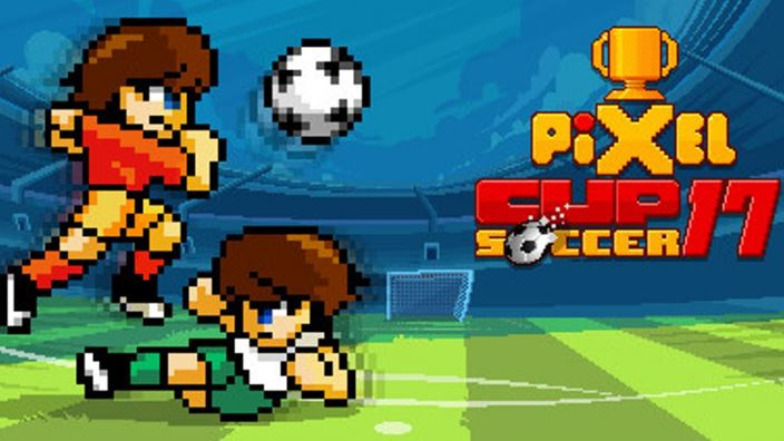 Pixel Cup Soccer 17 anche su Nintendo Switch