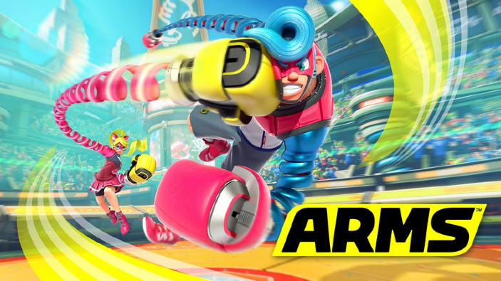 <b>ARMS</b> - Recensione Switch