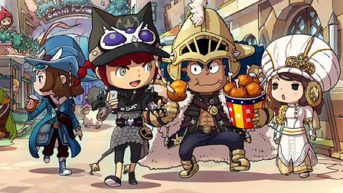 The Snack World: Trejarers rimandato in Giappone