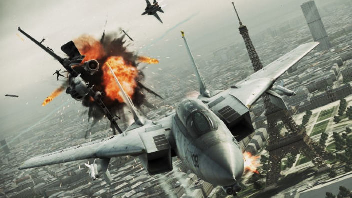 Ace Combat 7: Skies Unknown - Analisi Tecnica