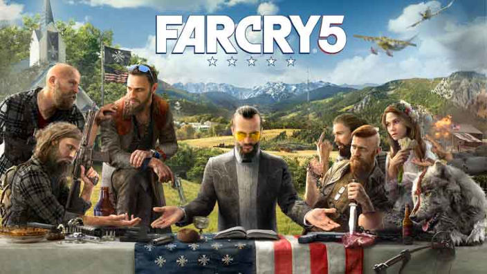 Disponibile sul Playstatione Store il tema dinamico gratuito di Far Cry 5