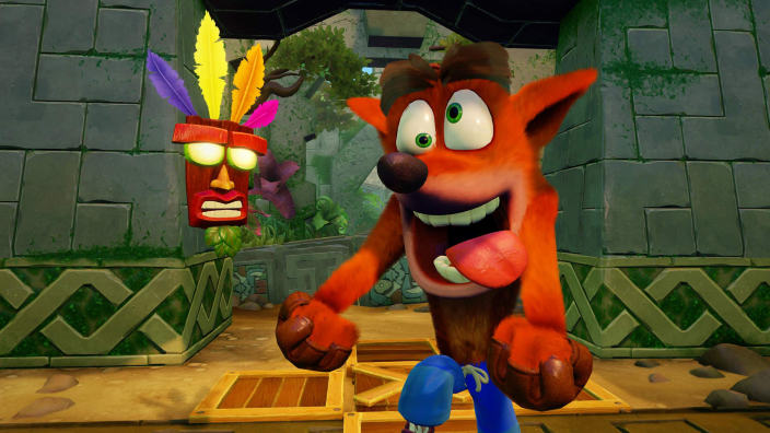 Crash Bandicoot NSane Trilogy - PS4/Pro vs PS1 - Analisi Tecnica