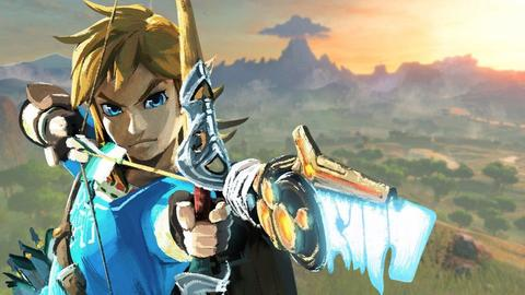 Zelda: Breath of the Wild - 3.84 Milioni di copie vendute