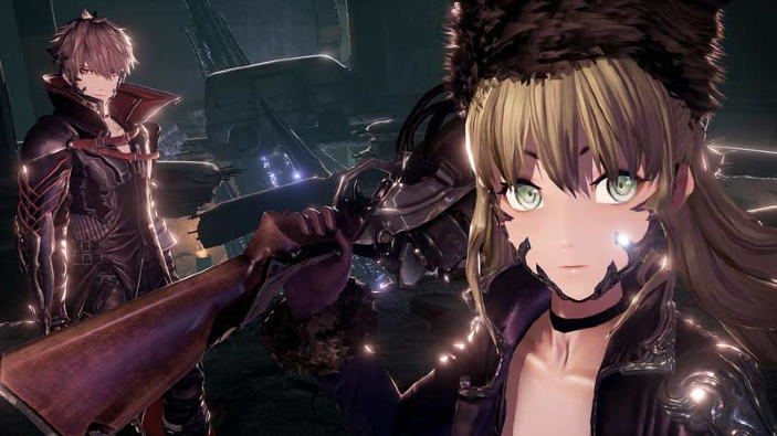 Nuovo trailer di gameplay per Code Vein dall'Anime Expo