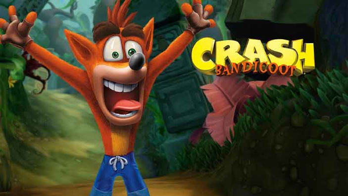 Disponibile il tema gratuito di Crash Bandicoot N.Sane Trilogy anche in Italia
