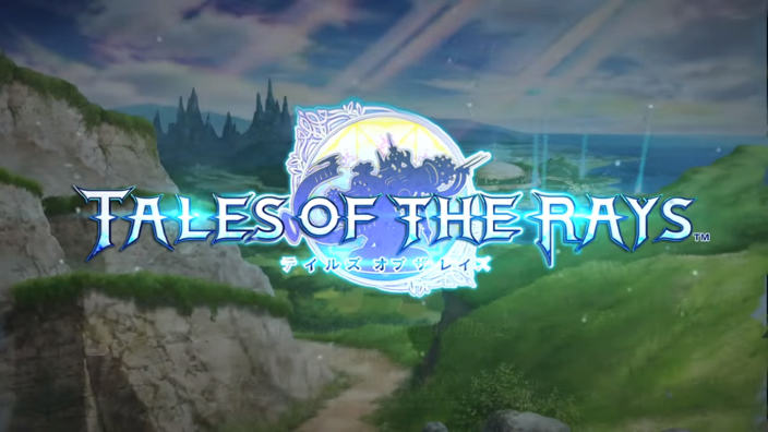 Annunciato Tales of The Rays per dispositivi mobile