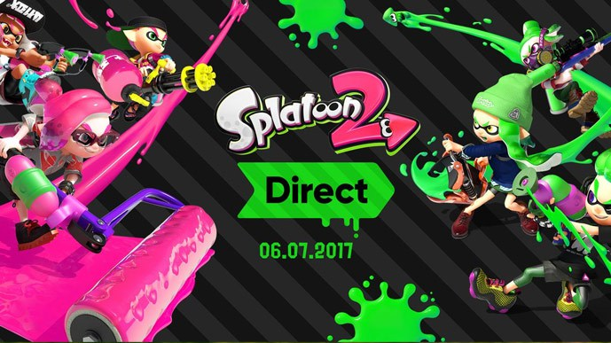 Segui lo Splatoon 2 Direct in italiano